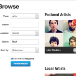 Cómo descargar música gratis en ReverbNation