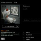 Nuevo álbum: Muse – Drones